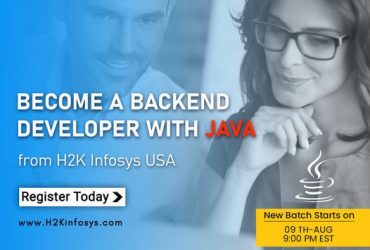 Free Java Course Online at H2K Infosys