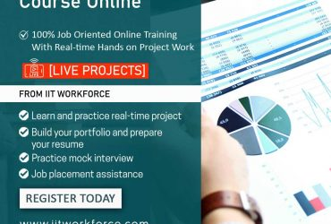Approach IITworkforce to Get Expert Training in Business Analyst Course