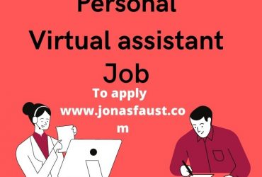 Work from home and earn UpTo $900/week.Personal Virtual assistant,