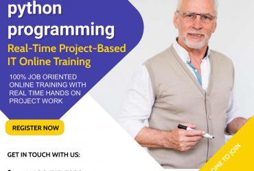 Obtain a job easily by enrolling python certification at IIT workforce