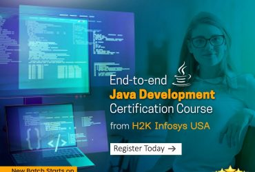 Java Programming Certification Course at H2K Infosys USA
