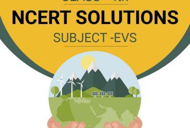 ncert solutions class 4 evs