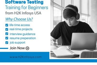 Learn Selenium WebDriver with Python at H2K Infosys USA