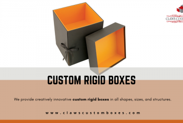 Provide Great Support to Your Products with Custom Rigid Boxes