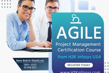 Get high-quality agile training at H2K Infosys.