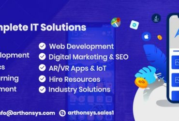 Top Mobile App Development Company in USA and India