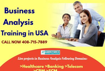 Improve your skills by pursuing business analyst certification at IIT Workforce