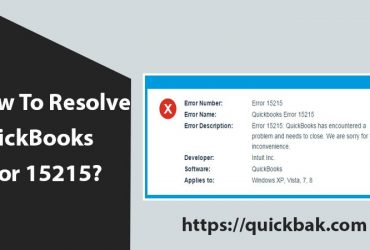Obtain Quality Technical Support For QuickBooks Error Code H202