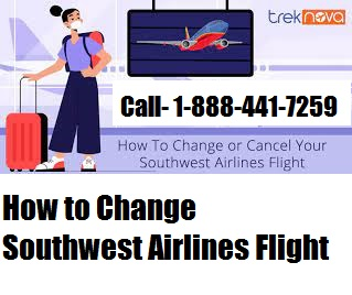 How to Change Southwest Airlines Flight