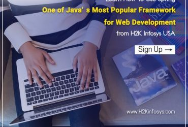 Study how to program using the Java programming language from H2K Infosys