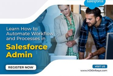 Approach H2K Infosys to Learn Salesforce Online Course