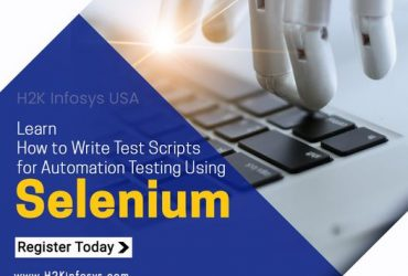 Learn How to Write Test Scripts for Automation Testing Using Selenium