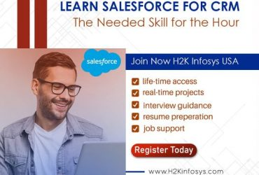 Salesforce Admin Training At Our H2K Infosys
