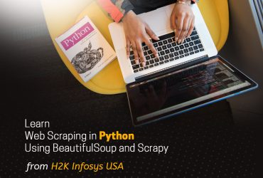 Build a solid career by learning python at H2K Infosys
