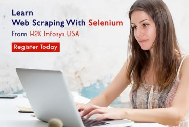 Learn Web Scraping with Selenium from H2K Infosys USA