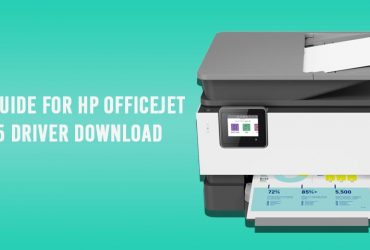 Your Guide for HP OfficeJet 9015 Driver Download