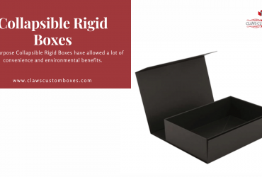 Uplift Your Packaging with Custom Rigid Boxes