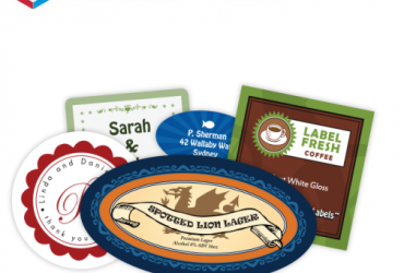 Custom Labels – Get Printed Labels and Increase Brand Visuality