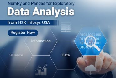 Get the best data science course at H2KInfosys to improve your career.