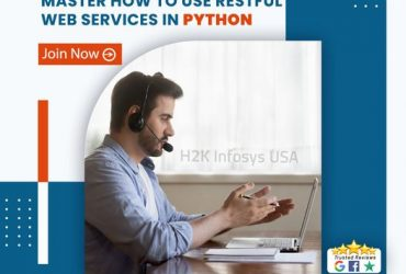 Create a strong foundation by learning python from H2K Infosys