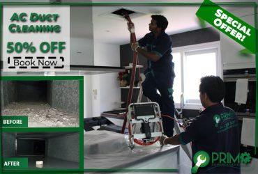 AC Duct Cleaning Dubai | Air Duct Cleaning Services Dubai