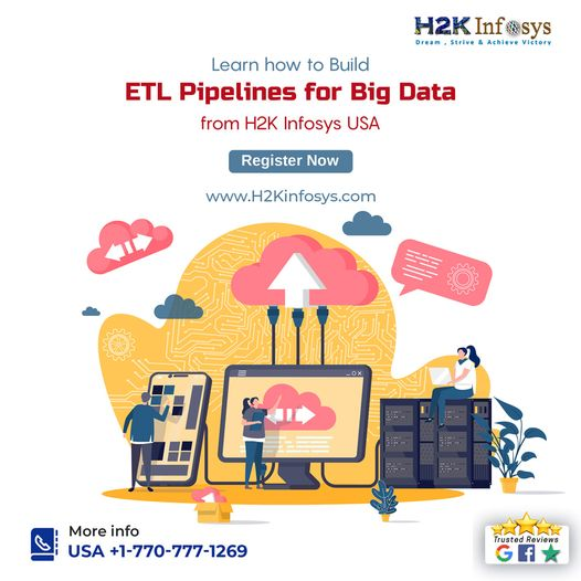 Expand Your Job Opportunities by Learning Big Data Course from H2KInfosys