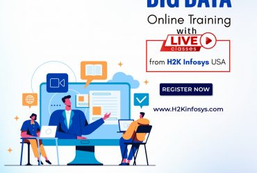 Learn various Hadoop-based big data analytics techniques from H2K Infosys