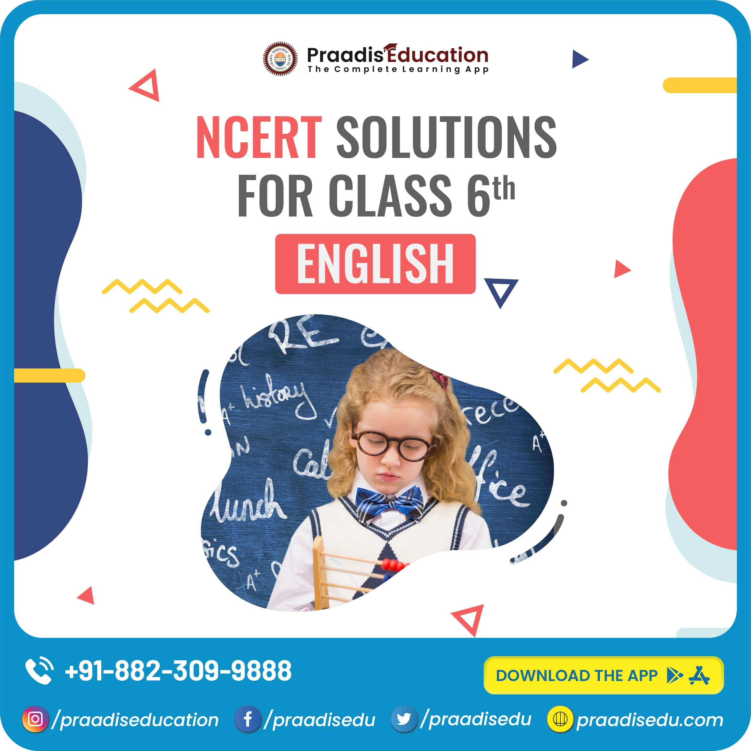 NCERT solutions for class 6 English