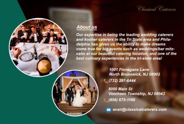 Excellant Caterers for Weddings – Classical Caterers