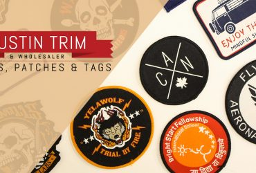 Buy High Quality Stylish Iron On Patches For Your Clothing   Austin Trim