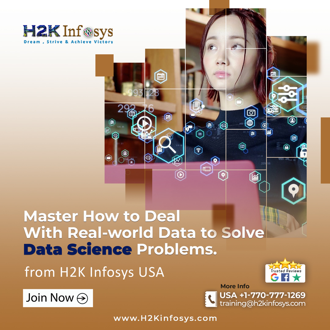 Learn Data Science Course at H2KInfosys to Brighten Your Career