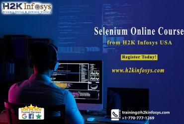 Construct your testing software skills with the best training at H2K Infosys USA
