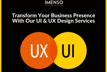 Achieve Your Business Goals With Imenso Software's Dedicated UI Designers