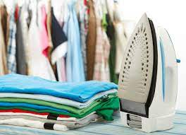cleaning and laundry services available